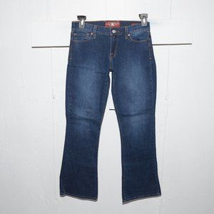 Lucky brand Sofia womens jeans size 4 Ankle 3811